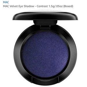 New Unused Mac Contrast Eyeshadow